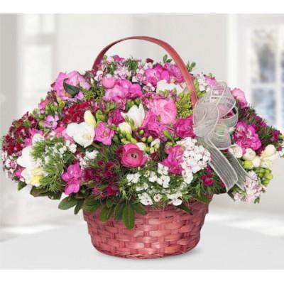 Renkli Kır Çiçekleri